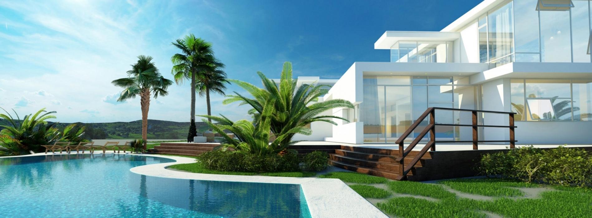 Immobilier biarritz burban immobilier location de - Location maison piscine biarritz ...